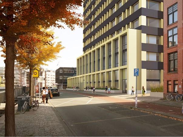 Xior Black Box in Groningen: Elektronische toegangscontrole voor studentenhuisvesting
