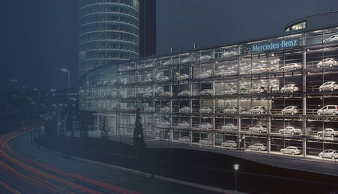 Mercedes-Benz vertrouwt op SimonsVoss
